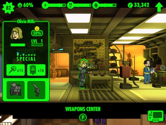 Fallout Shelter - MMOGames com