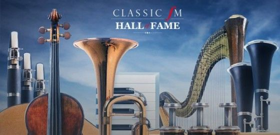 video games in the classic fm hall of fame