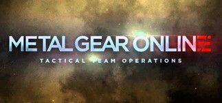 Metal Gear Online 3