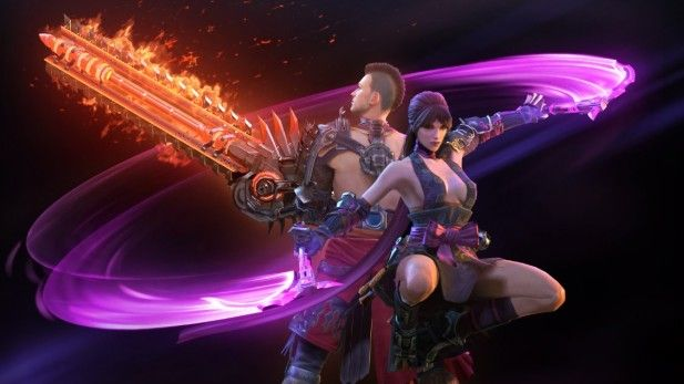 Skyforge's Deadly Steel Packs Unlock Two Lethal Classes