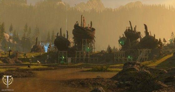 Skyforge Introduces New Hostile Territory