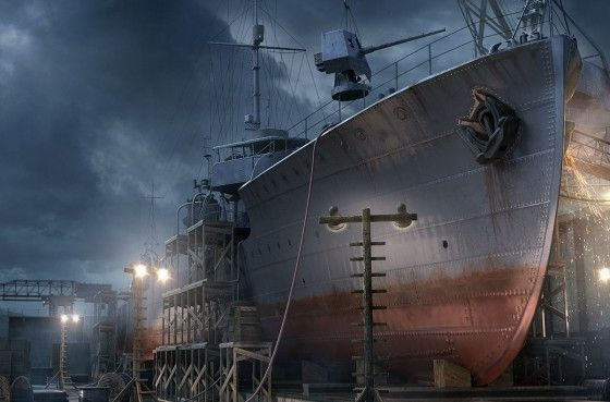 World of Warships Introduces Project R