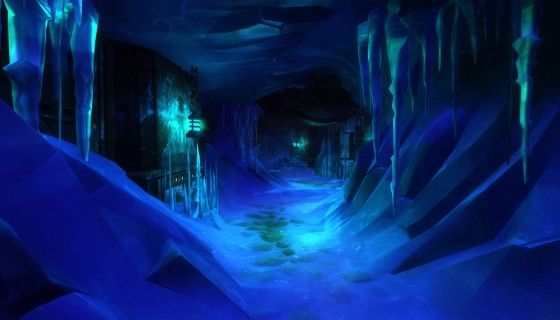 Arcterra-announce-04 wildstar carbine f2p free to play vault of the archon dungeon mmorpg tunnel thing