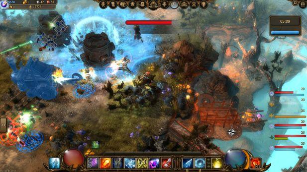 Drakensang Screenshot PVP