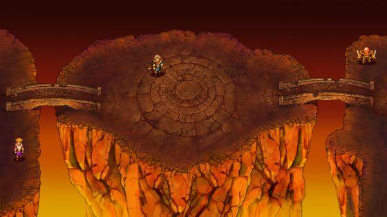Hero's Song Alpha Screenshot Bridge