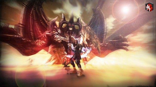 Kight Online Screenshot Demon