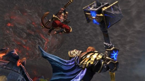 Smite is Coming to Playstation 4