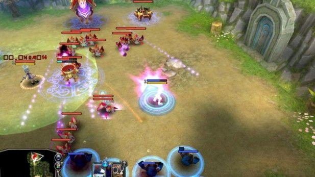 Soul Master Screenshot Big Battle