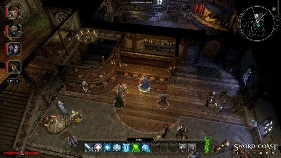Sword Coast Legends on PS4 and Xbox One