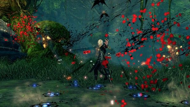 Blade and Soul's Silverfrost Mountains