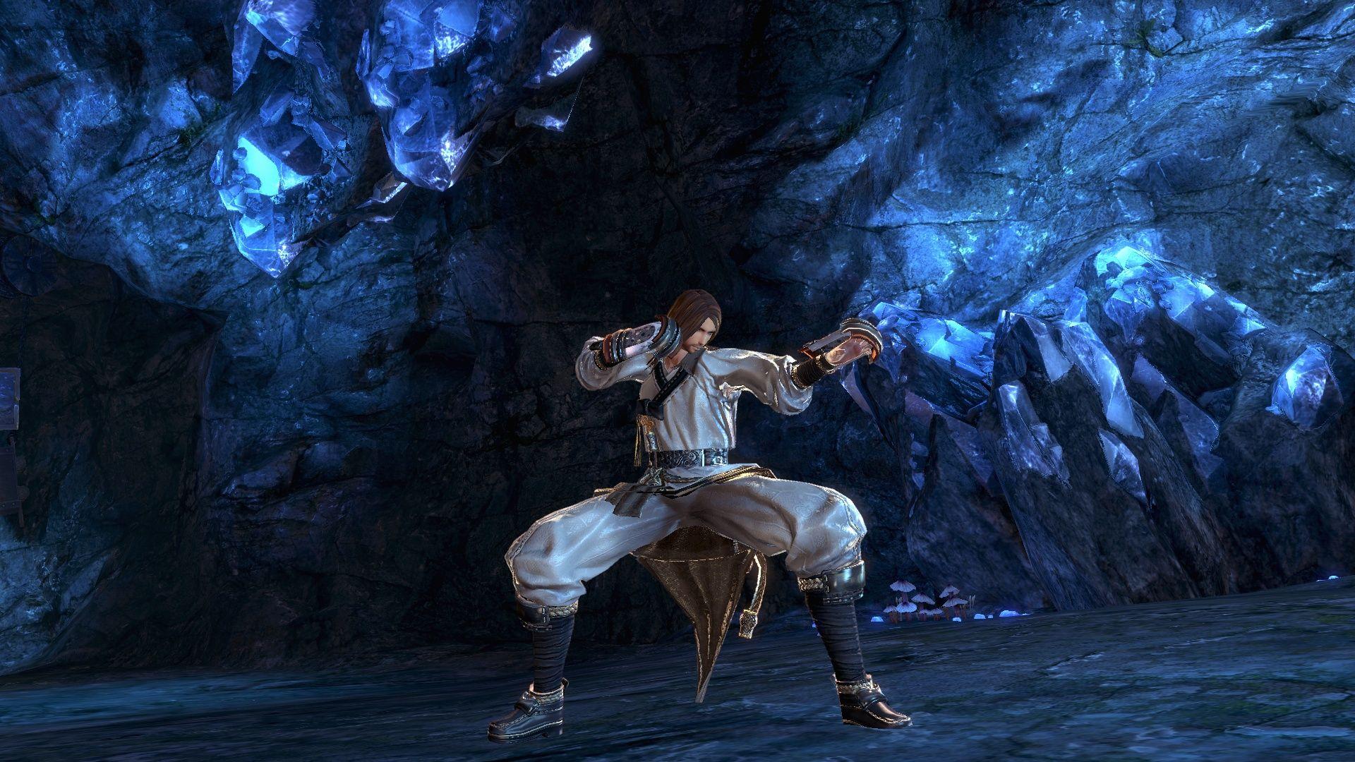 Wu Fu Blade And Soul