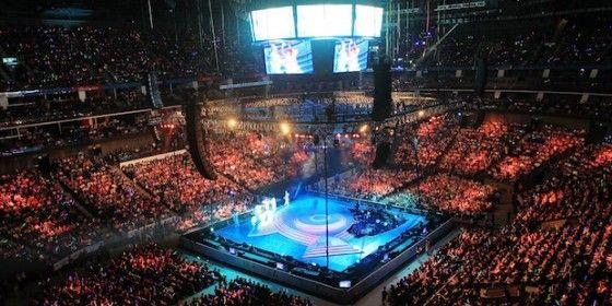 dota 2 shanghai arena