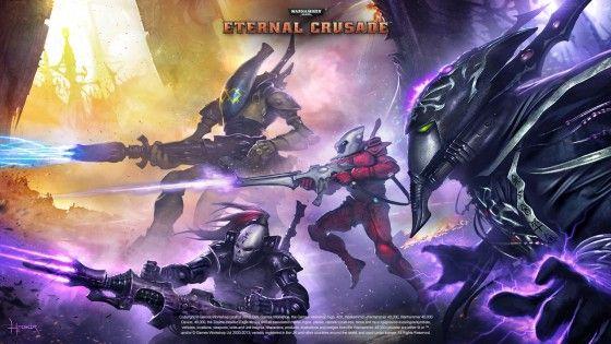 Eternal Crusade Eldar