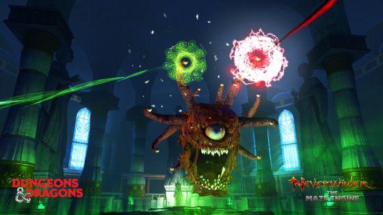 Neverwinter The Maze Engine
