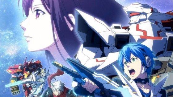 PSO2 Top 6 MMO Anime Series