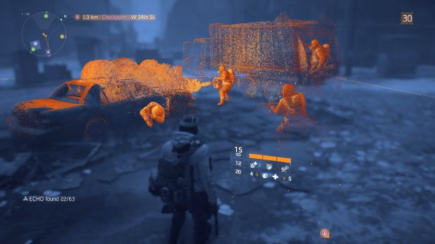 TheDivision gameplay