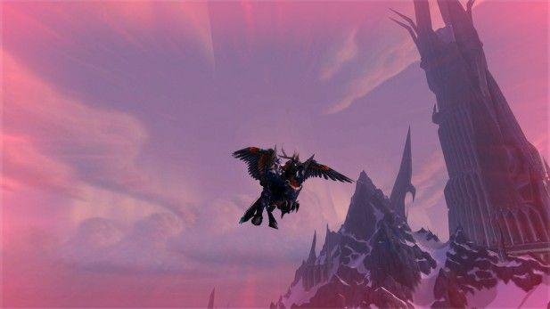 Warcraft-Fly like an angel