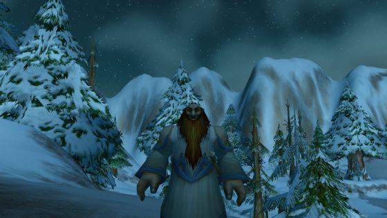 World of Warcraft - Dwarf Priest 2004