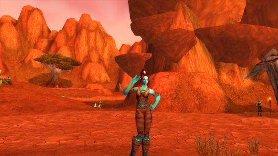 World of Warcraft - Abella 2004