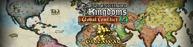 stronghold kingdoms giveaway