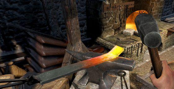 Chronicles of Elyria Forging