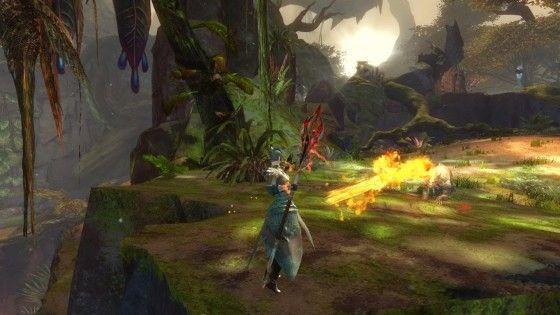Guild Wars 2 Fireball Update
