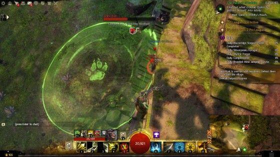 Guild Wars 2 Spring Update AoE