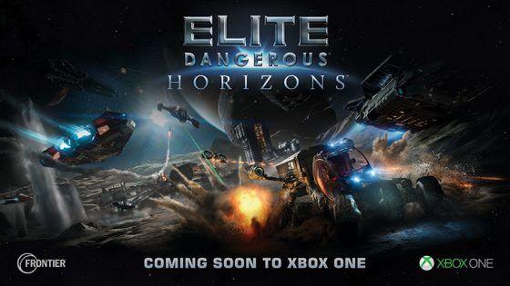 Elite Dangerous: Horizons is coming to Xbox One