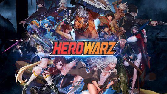 HeroWarz Closed Beta