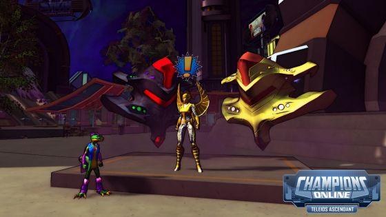 Champions Online Nightmare Invasion Event