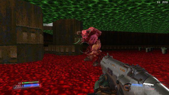 Doom - E1M8