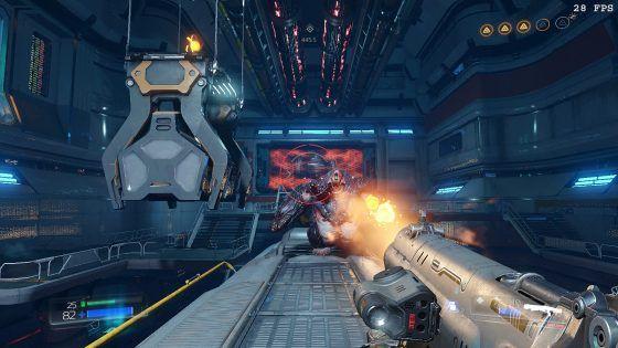 Doom - Hallway