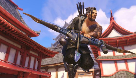 Newbies in Overwatch may use snipers for attack.