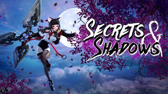 TERA_Secrets & Shadows - Keyart