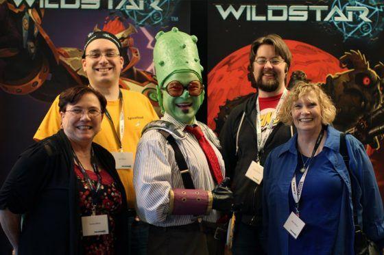 wildstar lead writer