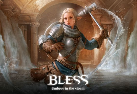 Bless is coming to the west