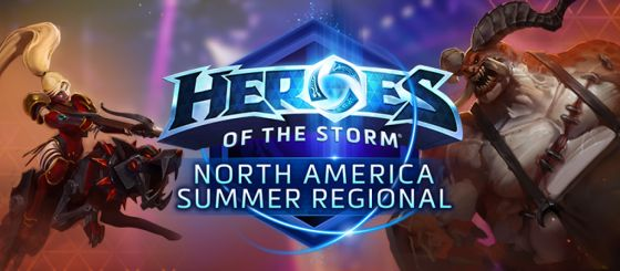 Heroes of the Storm Summer Regional at Dreamhack Austin