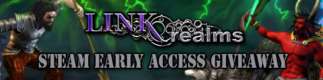 LinkRealms Steam Early Access