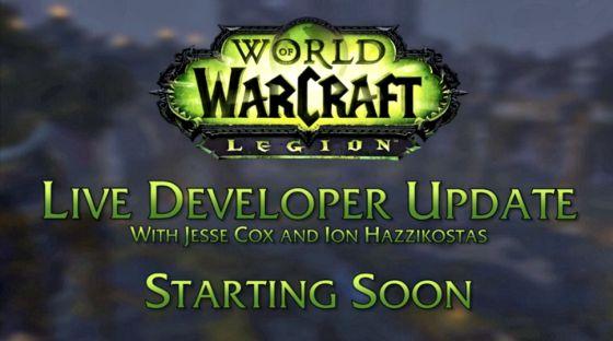 Warcraft-DevStream Legion