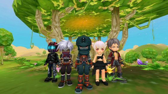 Luna Online: Reborn Online Games Releasing in October