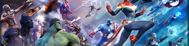 marvel heroes free to play Civil War themed content is coming to marvel heroes 2016