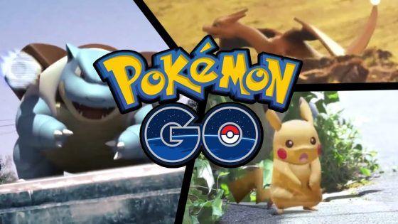 Pokemon GO Field Test