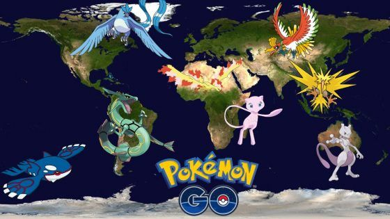 Reasons To Explore The World With Pokémon GO