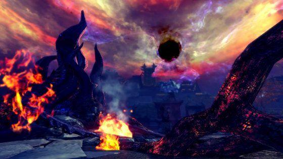 Blade & Soul vengeance breaks