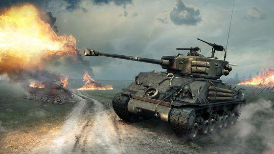 World of Tanks Update 9.15