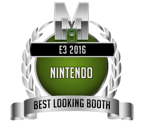 Best Looking Booth - Nintendo - E3 2016