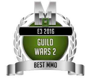 Best MMO - Guild Wars 2 - E3 2016