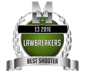Best Shooter - LawBreakers - E3 2016