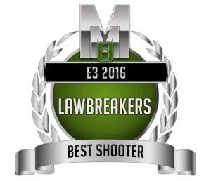 Best Shooter - LawBreakers - E3 2016