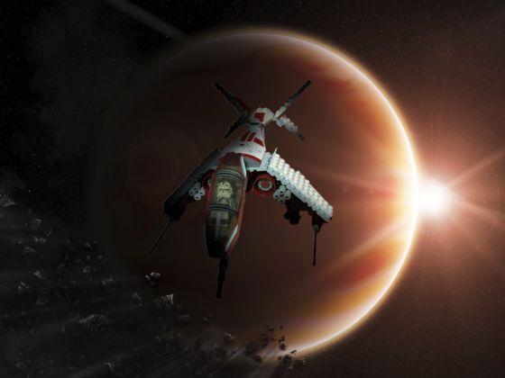DeepSpaceScout